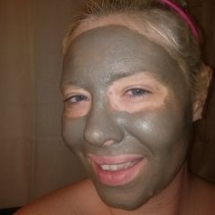 Mama's Crazy Happy Life   Mud On My Face!! Read all about @Adovia Mud Mask.