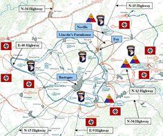 Bastogne - December 18-20, 1944 - Belgium