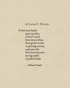 Dirty Pretty Things by Michael Faudet Poem Quotes, Words Quotes, Pretty Words, Beautiful Words, Beautiful Poetry, Sexy Love Quotes, Romantic Sayings, Flirty Quotes, Lang Leav