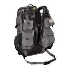 Patagonia Sweet Pack Vest - The ideal pack and fishing vest combo for travel or for angling that requires extended hiking. Ideal for backcountry trout, steelhead, surf or flats fishing.