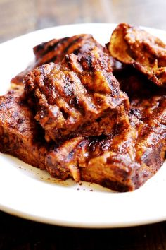 OH MAN SEITAN has always been on my to make list because I LOVE the taste of chewy-meat like substance. Look at that sauce on the seitan, doesn't it look like that juicy pork ribs? Though it does taste pretty different, I would say this is darn gosh awesome for a meat replacer. If anyone […]