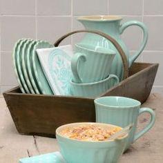 Ib Laursen Basket with handle - Long