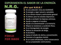 Herbalife té N.R.G.