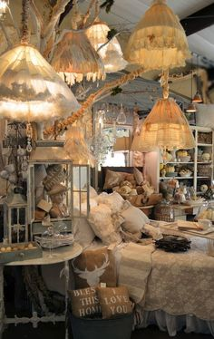 Shabby Chic Galore every first Monday weekend at Canton, Texas