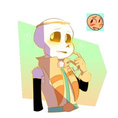 <img> Shy when you are serious - Undertale Ships, Undertale Cute, Undertale Fanart, Undertale Comic, Sans Art, Dream Sans, Sans And Papyrus, Dreams And Nightmares, Magic Art
