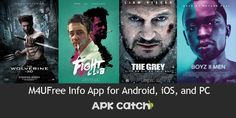Download & Watch Free Movies online with M4UFree Info App for Android, iOS, iPhone, iPad, iPad Mini, PC and Mac for free on APKCatch now.