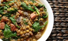 So THAT'S Why You Should Be Eating Lentils