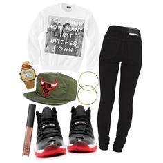 Untitled #559, created by neekcole on Polyvore