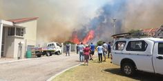 Mossel Bay fire: Homes destroyed as blaze rips through region [video]