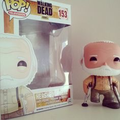 And one of my faves! Hershel!! #spaghettituesday #thewalkingdead #twdfamily #twd #pop #popcollection #popvinyl #collection