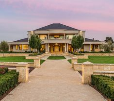 Luxury Landscape Design By Perth Custom Builder Pirone Builder