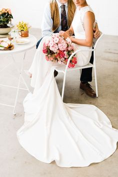 Nouvelle Amsale gown at Bitsy Bridal- Photo by Kristen Kay Photography Bridal Gowns, Wedding Gowns, Bridal Musings, Wedding Dress Shopping, Minimalist Wedding, Wedding Shoot, Designer Wedding Dresses, Bridesmaid, Photography