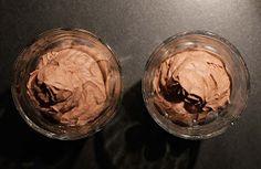 Chokladmousse Paleo