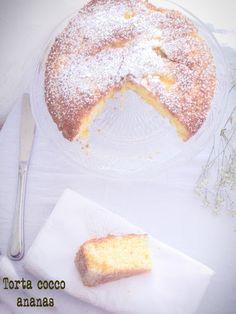 L'Emporio 21: La torta rustica al cocco e ananas