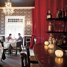 7 Sinfully Romantic Southern Escapes Noble Fare- Romantic Savannah  If you need a special getaway with your husband, look to Savannah, Georgia. Cozy inns and local-food restaurants flourish around the tree-shaded historic district. Because of so many recently opened places, you should return to explore this city in new ways