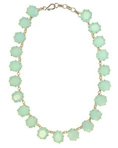 Sam Necklace in Chalcedony
