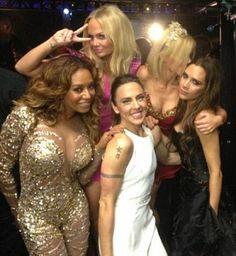 Spice Girls   Closing Ceremony   London2012
