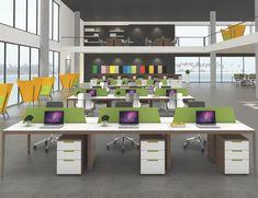 computer desks computer table models, computer desks, six people office workstation