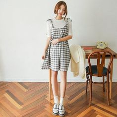 Master this #chic #dolly look with #SeoulFashion!  We bring you the latest #Ktrends fresh from Korea! Seoul Fashion - Spaghetti-Strap Patterned Empire #Dress (US$46.90) is available from the link on our profile!  Shop for it and checkout with coupon YESSTYLE on 1st purchase to get Extra 10% off! Coupon terms apply.  #YesStyle #KoreanFashion #Fashion #kstyle #Kfashion #style #ootd #casual by yesstyle