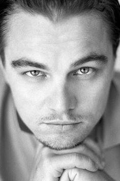 Leo|Black & White|Eyes