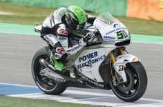"Laverty: ""I've ridden long ago in 250GP'"