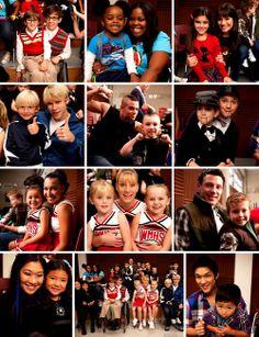 Baby Glee people. ;) <3
