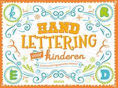 Hand Lettering voor Kinderen - DIY