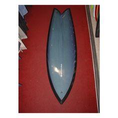 SOLD 5'9'' Carbon Fibre Rocket Fish - Dick Van Straalen - Surfboards