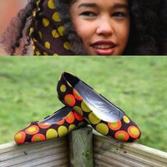 Zambezi mix comfortable and vibrant pumps made from a passion and love of shoes!