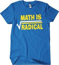 haha math t shirt