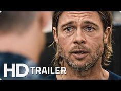 WORLD WAR Z Trailer 2 German Deutsch HD 2013 | Brad Pitt - YouTube