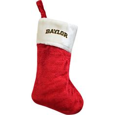 Baylor University Christmas stocking