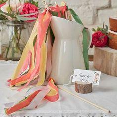 Ver detalles de Varitas boda cintas boho (10)