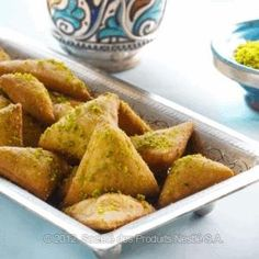 Arabic Dessert - Mugasgas