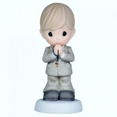 Precious Moments Praying Boy First Communion Figurine, item# 61656 Price includes shipping.