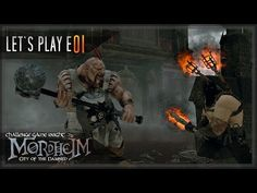 New video is up: Challenge Game kNight - Mordheim: City of the Damned PvP vs. Begbras - Let's Play E01