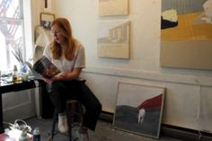 Charlotte Lethbridge is interested in transporting the viewer to a place of ...