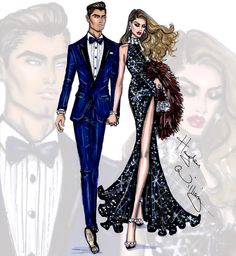 'Evening Attire' by Hayden Williams