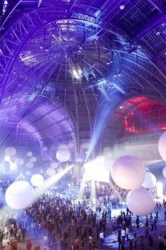 La Nuit SFR Live Concerts #2, Grand Palais - © Quentin Cherrier