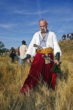 "500px / Photo ""Cossack - Казак"" by Anna Popova ukraine. man costume."