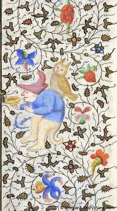 Book of Hours, MS M.453 fol. 125r - Images from Medieval and Renaissance Manuscripts - The Morgan Library & Museum