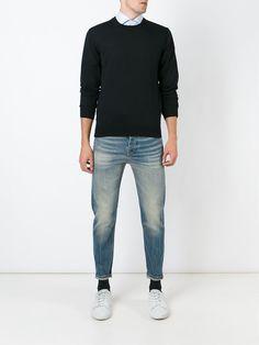 Golden Goose Deluxe Brand Calça Jeans Cenoura - Gente Roma - Farfetch.com