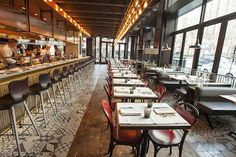 The Early Word on Nico Osteria - Eater Chicago