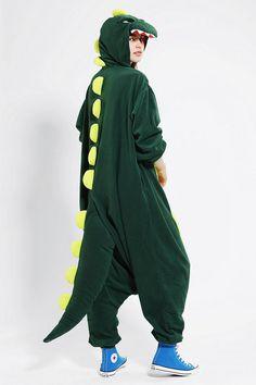 Kigurumi Dino Costume