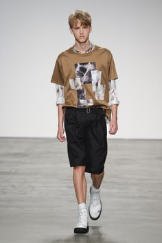 Iceberg SS 2015 Men's Collection