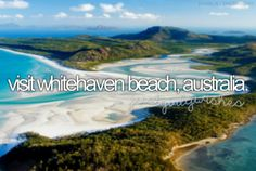 Visit White haven beach