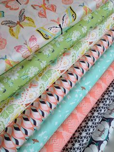 New Winged by art gallery fabrics! Beauty!!