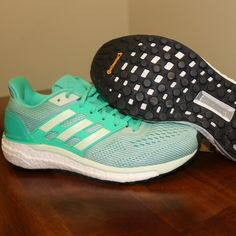 official photos 11574 c9ee9 adidas Shoes   Adidas Supernova W Boost Womens Running Shoes   Color   Green White   Size  Various