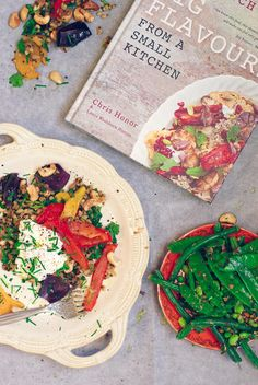 Chris Kitch: Big Flavours From a Small Kitchen