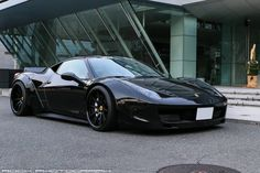 Just a sexy 458, that's all!